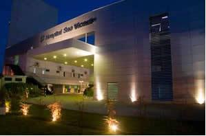 Hospital São Vicente em Curitiba