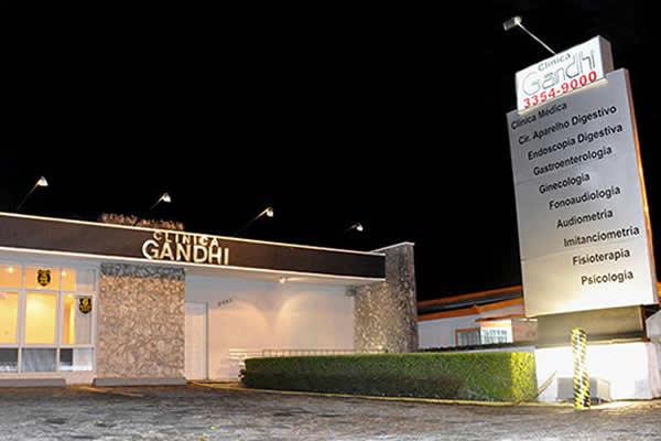 Convênios com a Clínica Gandhi em Curitiba